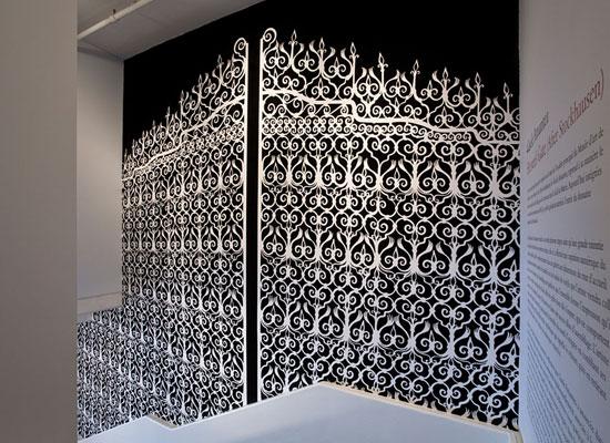 Mur à mur avec Gisele Amantea