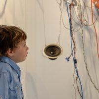 Jean-Pierre Gauthier. Vue de l,exposition Les générateurs stochastiques, té 2018, MJA. Photo: Vanessa Fortin