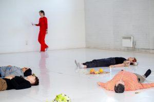 Musée d'art de Joliette, résidence en danse, 2019, Erin Robinsong
